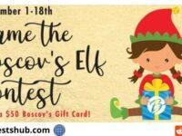 Boscov's Name the Boscov's Elf Contest