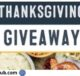 Thanksgiving Recipe Box For Your Holiday Giveaway