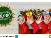 Tasty Rewards $10000 Holiday Sweepstakes