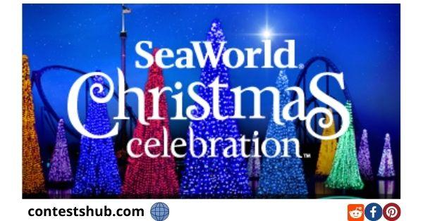 SeaWorld Christmas Celebration Vacation Sweepstakes