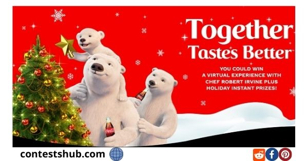 Coke.com Holiday Instant Win Game