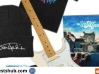 Jimmy Hendrix Live In Maui Guitar Bundle Giveaway