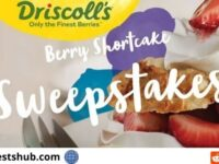 Driscoll Berries Sweepstakes
