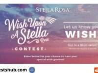 Wish Upon a Stella Rosa Contest