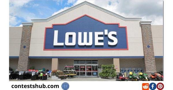 Lowe's Customer Satisfaction Survey Sweepstakes