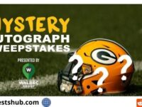 Green Bay Packers The Mystery Autograph Sweepstakes