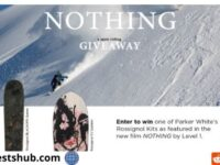 Storm Mountain Frees kier Rossignol Giveaway
