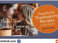 Imperial Sugar Thankful for Thanksgiving Recipes Contest