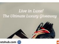 The Ultimate Luxury Giveaway