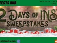 12 Days of INSP Sweepstakes