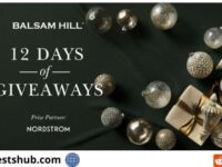 Balsam Hill's 12 Days Of Giveaways