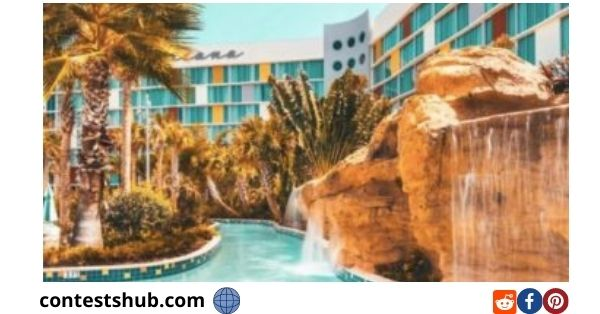 USA/SYFY's Universal Parks & Resorts Sweepstakes