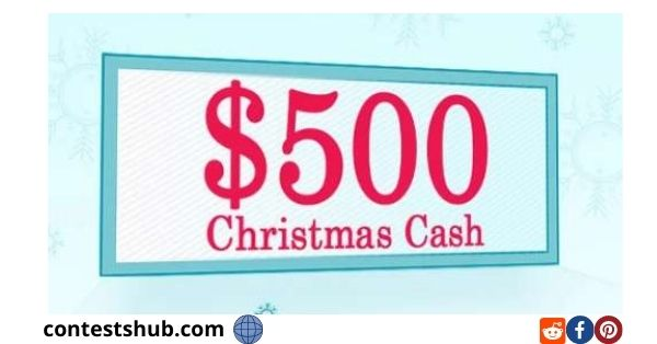 KTLA KOST 103.5 Christmas Cash Sweepstakes