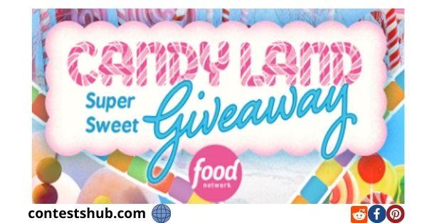Food Network's Super Sweet Giveaway