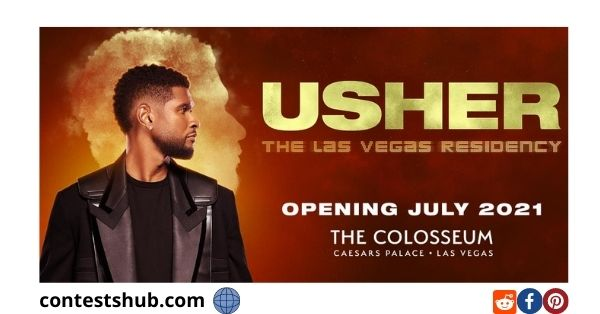 Slow jams Usher Sweepstakes