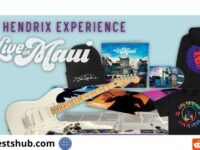Jimi Hendrix Live In Maui Prize Pack Giveaway