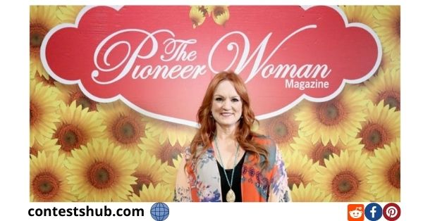 Pioneer Woman Magazine Holiday Caption Contest