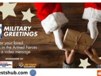 WRAL Military Greetings Sweepstakes