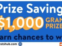 Walmart MoneyCard Prize Savings Sweepstakes