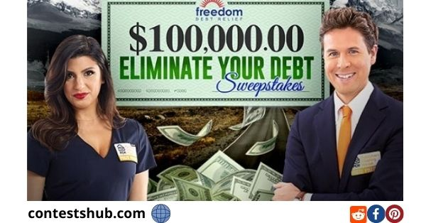 PCH $75,000 Eliminate Your Debt Giveaway