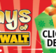 Bomgaars 12 Days Of DeWalt Giveaway