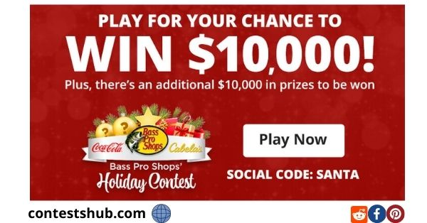 Bass Pro Shops' Holiday Contest