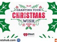 iHeart Radio Granting Your Christmas Wish Contest
