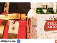 Stella Artois Holiday Gathering Sweepstakes
