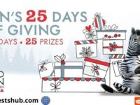 Zen's 25 Days Of Giving Sweepstakes
