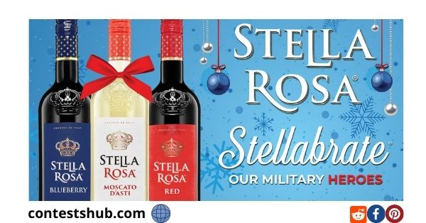 Stella brate Our Military Heroes Sweepstakes