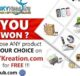 SKYKreation Premium Products Giveaway