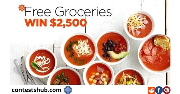 BHG.com Grocery Sweepstakes