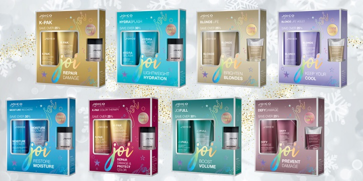 Joico Win-ter Wonderful The 12-day Holiday Sweepstakes
