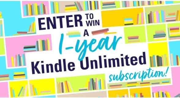 Book Riot Kindle Unlimited Giveaway