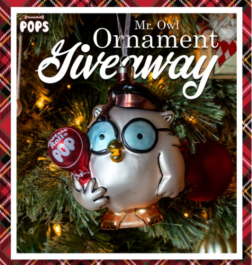Tootsie Pops Holidays Sweepstakes