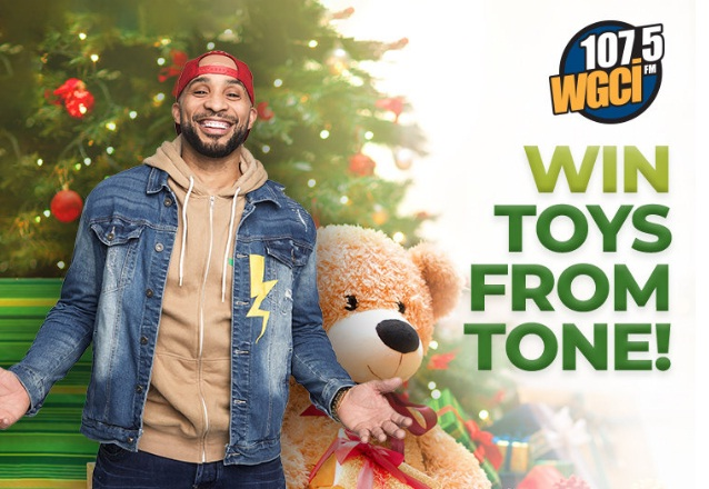 $1000 For Your Kids To Win Toys From Tone Contest