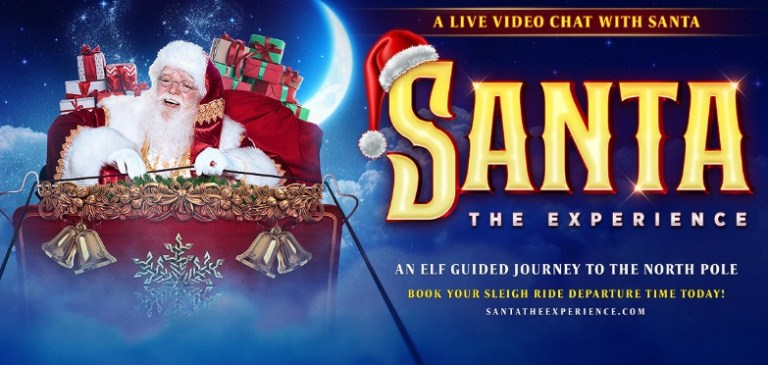 Santa The Experience Gender Wars Sweepstakes