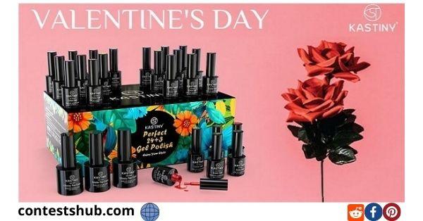 Kastiny Beauty Valentine's Day Giveaway