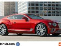 Omaze Bentley Giveaway