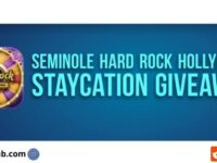 Social Casino Staycation Giveaway