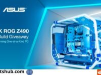 Newegg Intel Asus Rocket Build Giveaway