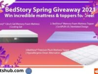 Bed Story Spring Giveaway
