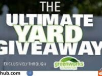 Green works Ultimate Yard Giveaway