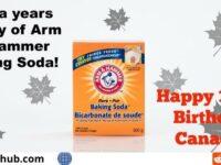ARM & HAMME Baking Soda Sweepstakes