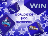 Worldwide $100 Cash Spring Giveaway