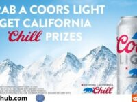 Coors Light Chill at CCMF Sweepstakes