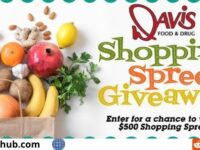 Tomatoes Shopping Spree Giveaway