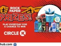 Holiday Station Stores Rock Paper Prizes Instant Win Game