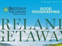 Brendan Ireland Getaway Sweepstakes