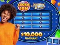 Cookie Jam $10,000 Giveaway